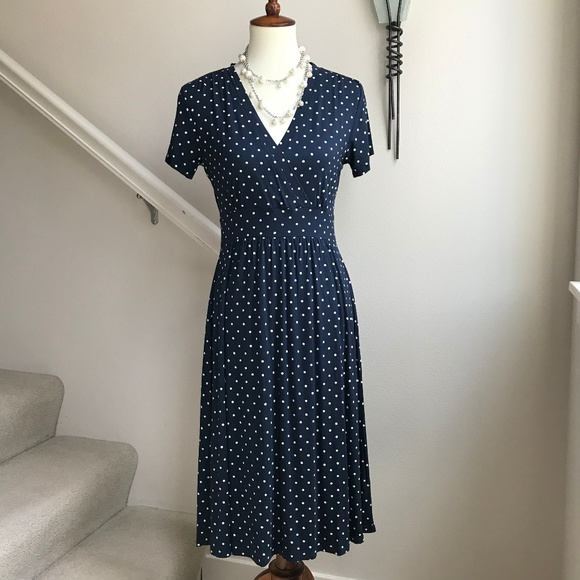 e45973ecc646 L.L. Bean Dresses   Nwt Ll Bean Summer Short Sleeve Dress   Poshmark